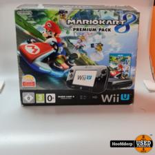 Nintendo Wii U console Mariokart Deluxe 8 Premium pack in doos