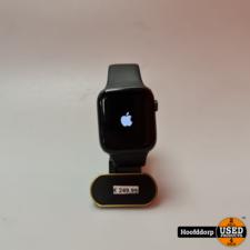Apple Watch Series 4 44MM Space Gray   In Gebruikte staat