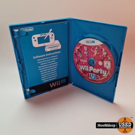 Nintendo Wii U Game: Wii Party U