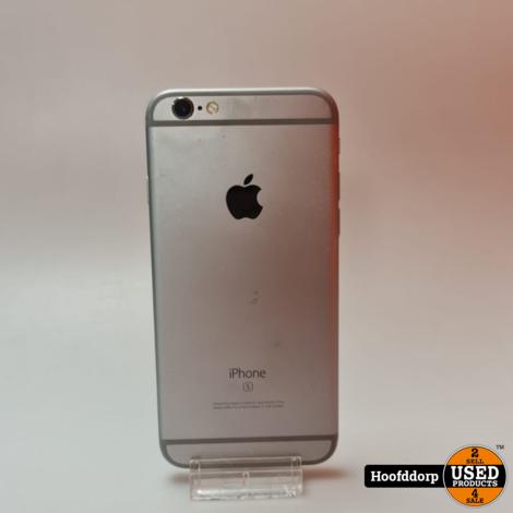 iPhone 6s 16GB Space Gray redelijke staat