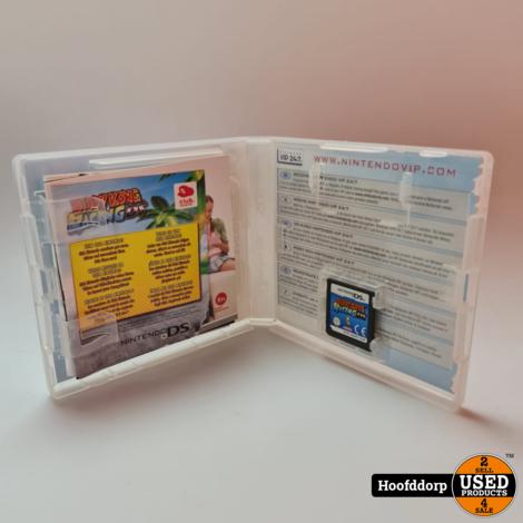 Nintendo ds game : Diddy kong racing met boekjes