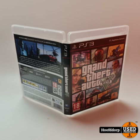 Playstation 3 game : GTA 5 Grand Theft auto Five