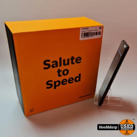 OnePlus 6T 256GB McLaren Editie | Absolute Nieuwstaat