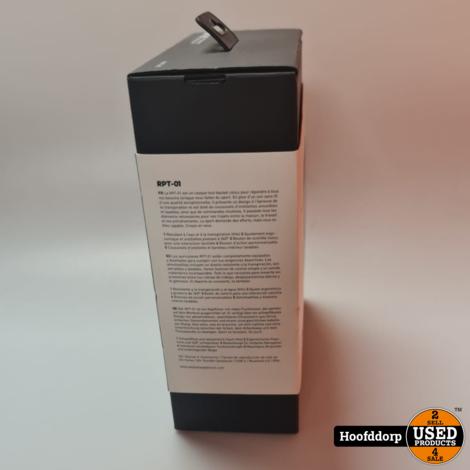 Adidas RPT-01 Black Nieuw in doos