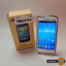 Samsung Galaxy Core White |  Redelijke staat