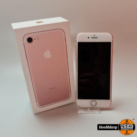 iPhone 7 32GB Rose Gold | Redelijke staat