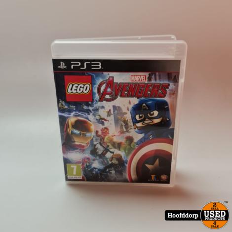 Playstation 3 Game : Lego marvel Avengers