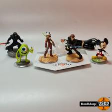 Playstation 3  Disney infinite 3.0 met diverse figuren