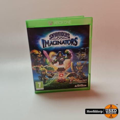 Xbox One Game : Skylanders Imaginators