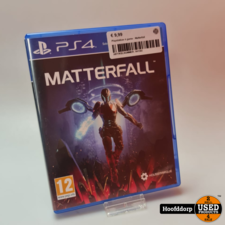 Playstation 4 game : Matterfall