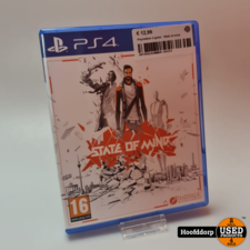 Playstation 4 game : State of mind