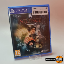 Playstation 4 game : Silence