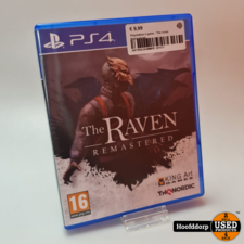 Playstation 4 game : The raven Remastered