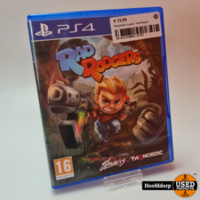Playstation 4 game : Rad Rogers