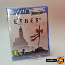 Playstation 4 game : The Ether One | Nieuw in seal