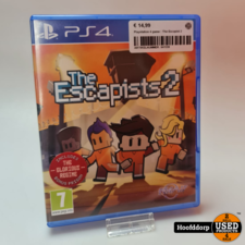 Playstation 4 game : The Escapist 2