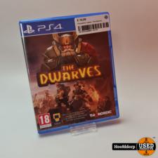 Playstation 4 game : The Dwarves