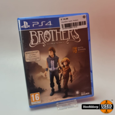 Playstation 4 game : Brothers