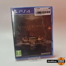 Playstation 4 game : Adam's Venture