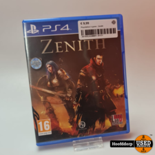 Playstation 4 game : Zenith