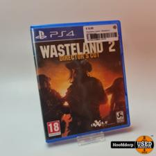 Playstation 4 game : Wasteland 2 Directors Cut