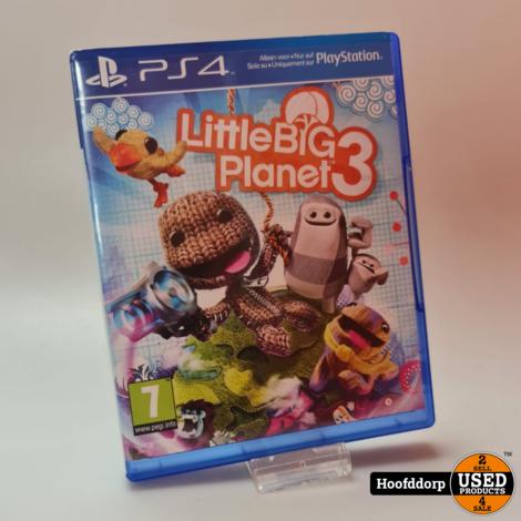 Playstation 4 game : Little big planet 3