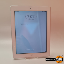 iPad 2 32GB Wifi + 3G White | Nette staat