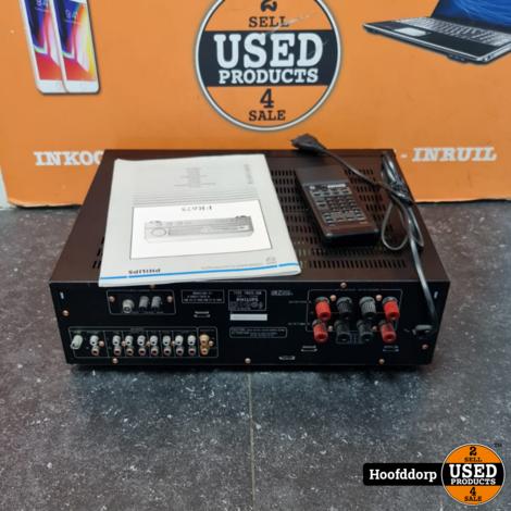 Philips FR675 Versterker met boekje en afstandsbediening