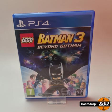 Playstation 4 Game : Batman 3 Beyond Gotham