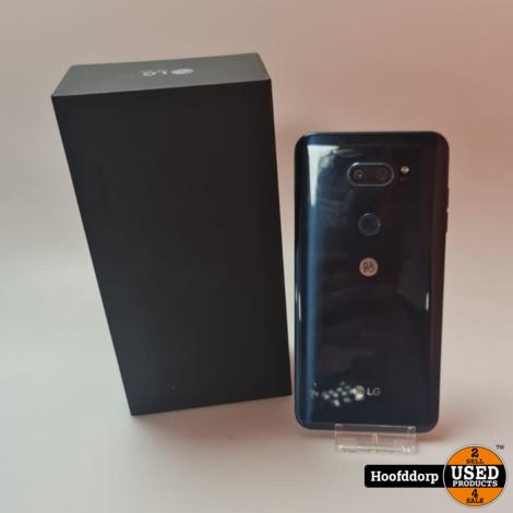 LG V30 64GB Black redelijke staat in doos