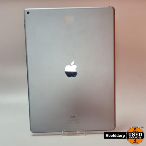 iPad Pro 1e Gen 12.9 256GB Wifi   Nette staat