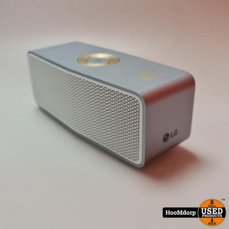 LG P5 special edition Bluetooth audio speaker