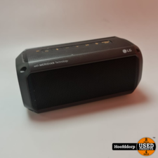 LG PK3 Speaker zwart Nette staat
