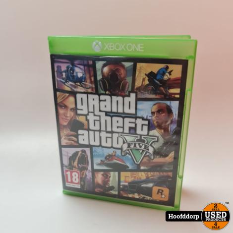 Xbox One Game : Grand Theft Auto 5