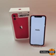 iPhone 11 64GB Red | Redelijke staat
