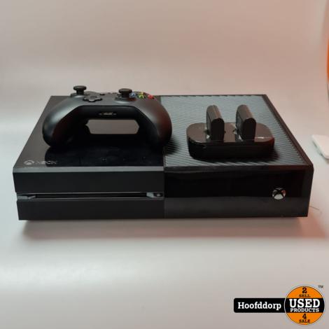 Xbox One 500GB Met Controller en Batterypack