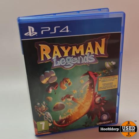 Playstation 4 Game : Rayman Legends