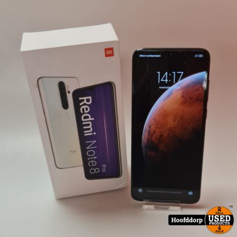 Redmi Note 8 Pro 128GB Mineral Grey   Nieuwstaat
