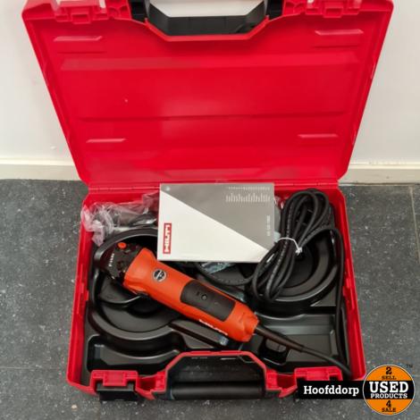 Hilti AG 125   Nieuw in koffer