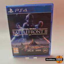 Playstation 4 Game : Star Wars Battlefront II