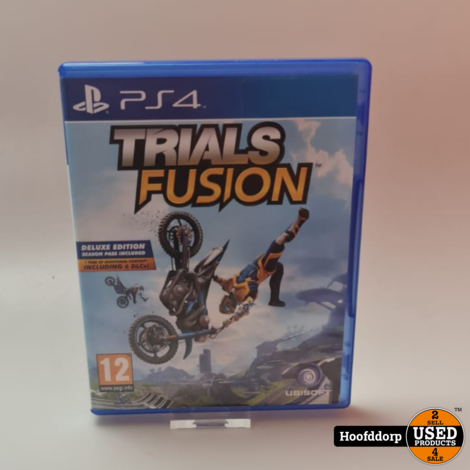 Playstation 4 Game : Trials Fusion
