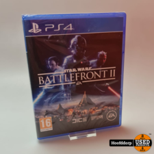 Playstation 4 game : Star Wars Battlefront II Nieuw in seal