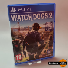 Playstation 4 game : Watchdogs 2