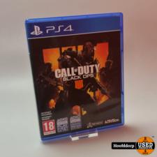 Playstation 4 game : Call of duty Black Ops IIII