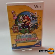 Nintendo Wii Game: Super Paper Mario