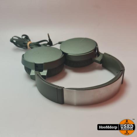 Sony MDR-XB550 Green