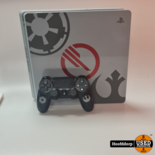 Playstation 4 Slim 500GB Incl: 1 Controller