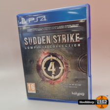 Playstation 4 game: Sudden 4 Strike Complete collection