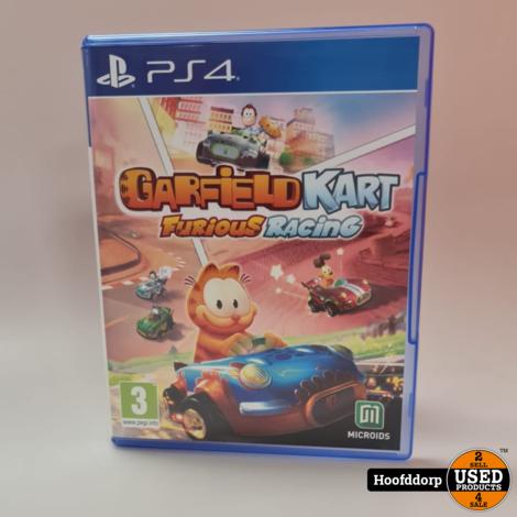 Playstation 4 Game : Garfield Kart Furios Racing