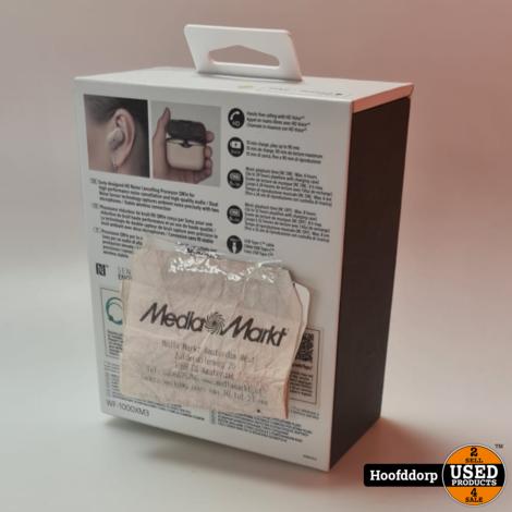 Sony WF-1000XM3 Earbuds nieuwstaat in doos